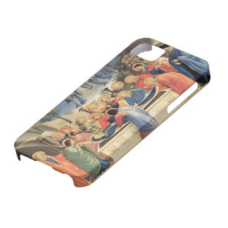 Fra Angelico- The Burial of the Virgin iPhone 5 Cases
