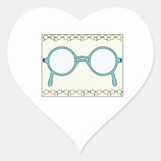 Fraamed Glasses Stickers
