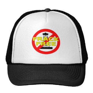 Frack Free UK Trucker Hat