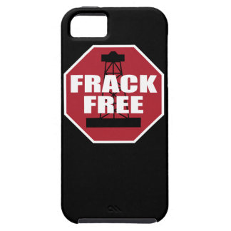 Frack Free USA iPhone 5 Cover