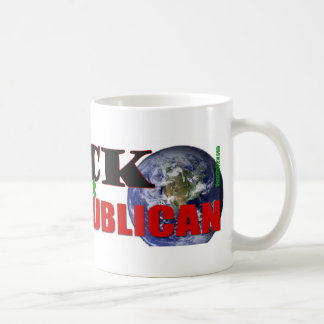 Frack the Planet Coffee Mug