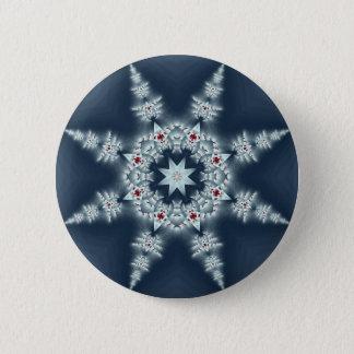 Fractal223 2 Inch Round Button