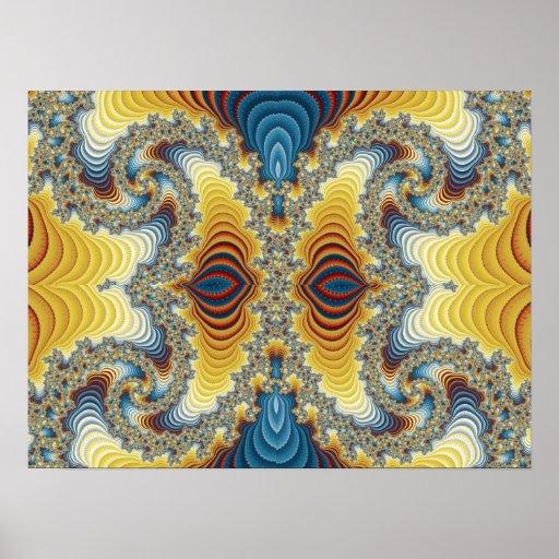 Fractal 1 print