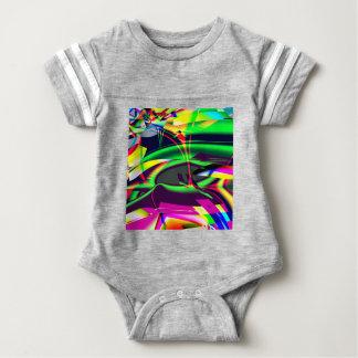 Fractal 2017 One Baby Bodysuit