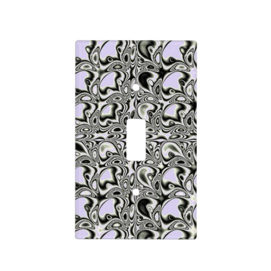 Fractal 29 Light Switch Cover