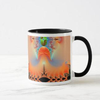 Fractal 484 mug
