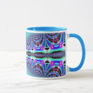Fractal 682 mug
