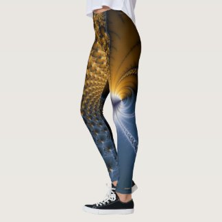 Fractal #6 leggings