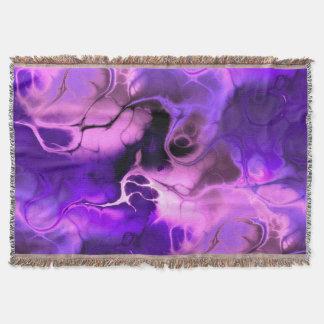 Fractal Art 2-9 Throw Blanket