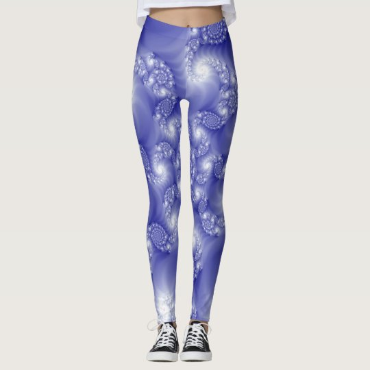 Fractal Art 73 Leggings