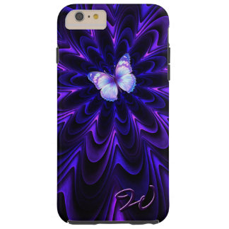 Fractal Art 75 Option Tough iPhone 6 Plus Case