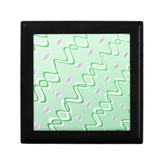 Fractal Art Blank Abstract Gift Box