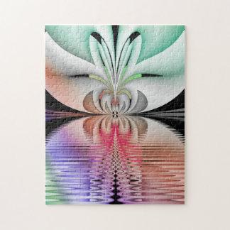 Fractal Art Metamorphosis Jigsaw Puzzle