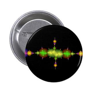 fractal arts 2 inch round button