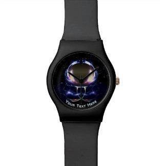 Fractal Astronaut Watch