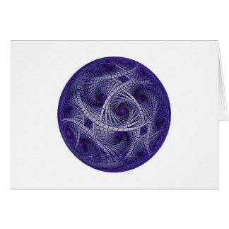 fractal-blue card