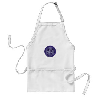 fractal-blue standard apron