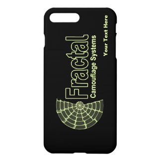 Fractal Camouflage Systems Logo iPhone 7 Plus Case