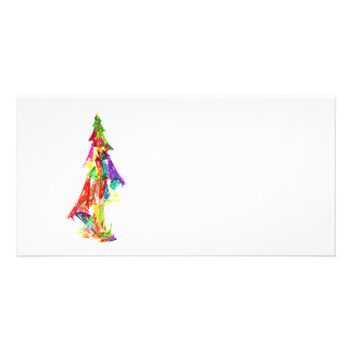 Fractal - Christmas Tree Picture Card