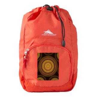 Fractal Circles Backpack
