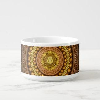 Fractal Circles Bowl