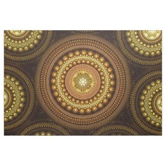 Fractal Circles Fabric