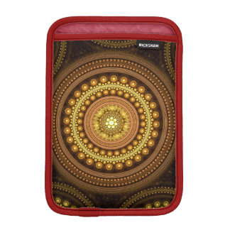 Fractal Circles iPad Mini Sleeve