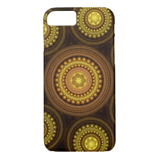 Fractal Circles iPhone 8/7 Case