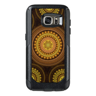 Fractal Circles OtterBox Samsung Galaxy S7 Case