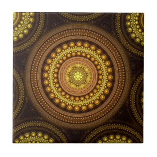Fractal Circles Tile