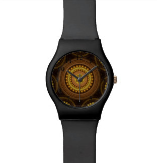 Fractal Circles Watch