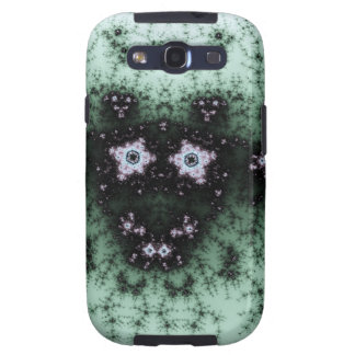 Fractal Cow Samsung Galaxy SIII Cover