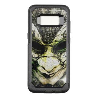 Fractal Deep Dreams of a Venetian Mask OtterBox Commuter Samsung Galaxy S8 Case