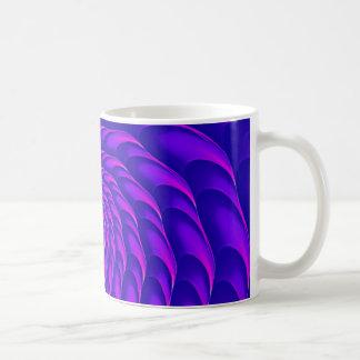 Fractal Design (Cricca Nut, UV) on Coffee Mug