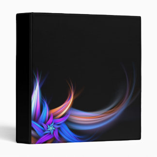 Fractal Feathers Design Binders