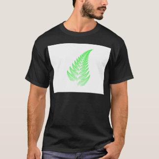 Fractal fern leaf T-Shirt