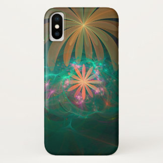 "Fractal ""Floral Trance"" Case-Mate iPhone Case"