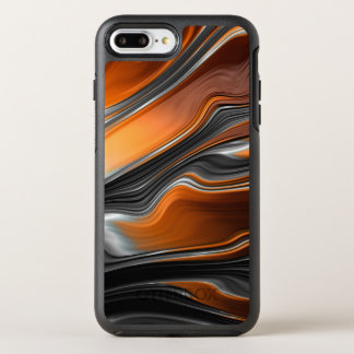 Fractal Flow Apple iPhone 7 Plus Otterbox Case