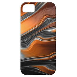 Fractal Flow iPhone SE/5/5S Barely There Case