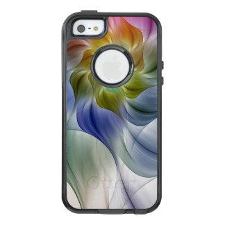 Fractal Flower OtterBox iPhone 5/5s/SE Case