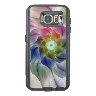 Fractal Flower OtterBox Samsung Galaxy S6 Case