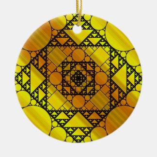 Fractal Geometry Ornament