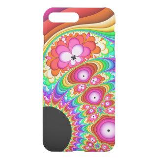 Fractal Groovy Trip iPhone 7 Plus Case