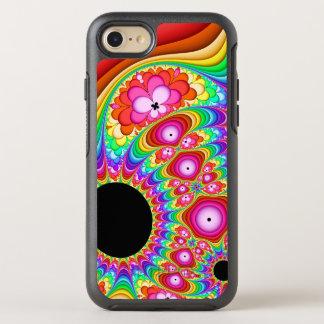 Fractal Groovy Trip OtterBox Symmetry iPhone 7 Case