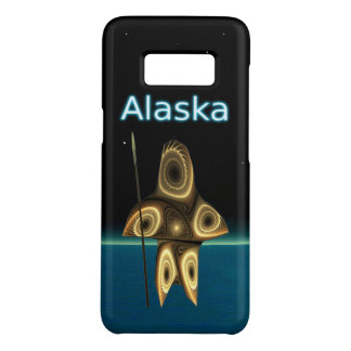 Fractal Inuit Hunter - Alaska Case-Mate Samsung Galaxy S8 Case