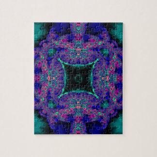 Fractal Jigsaw Puzzle