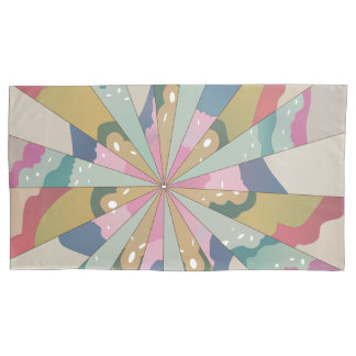 Fractal Kaleidoscope Pillowcase