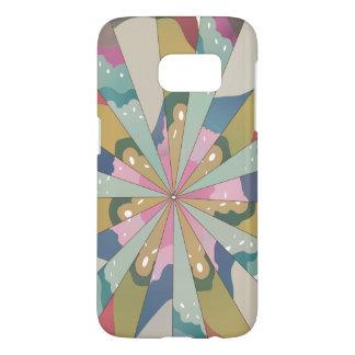 Fractal Kaleidoscope Samsung Galaxy S7 Case