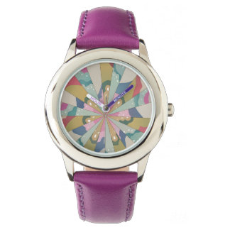 Fractal Kaleidoscope Watches