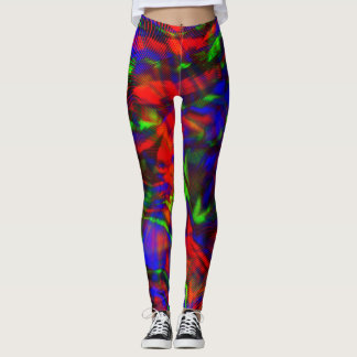 Fractal Leggings, LDS Leggings